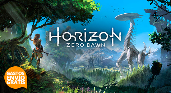 horizon zero dawn oferta