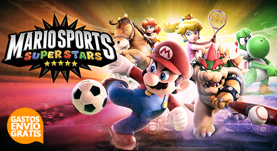 mario sports superstars oferta