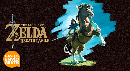 zelda breath of the wild oferta
