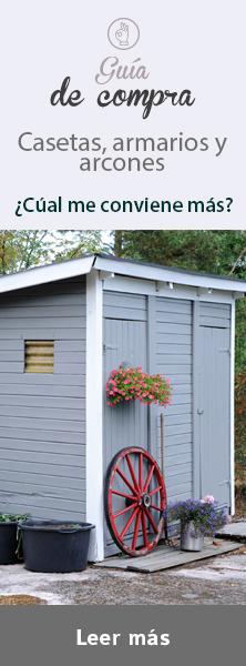 Armarios baratos casetas de madera y para el jardin en - Casetas de jardin carrefour ...
