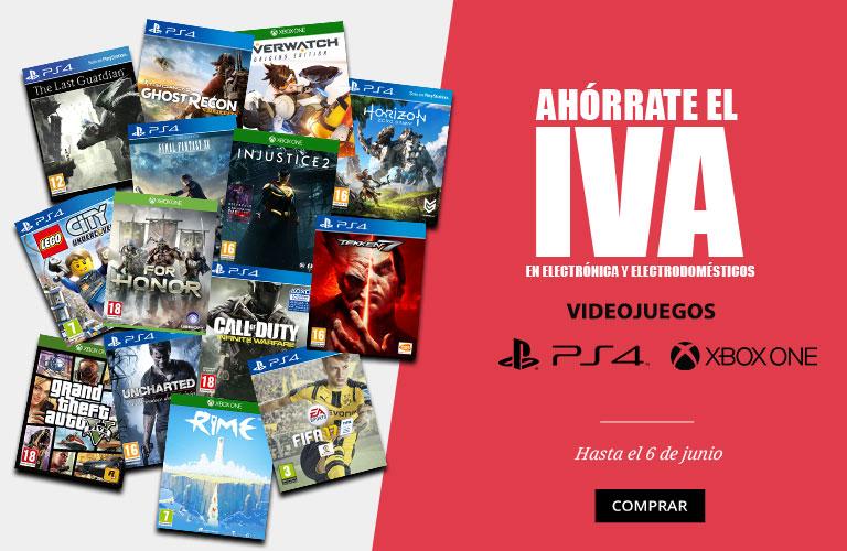 ahorrate el iva videojuegos