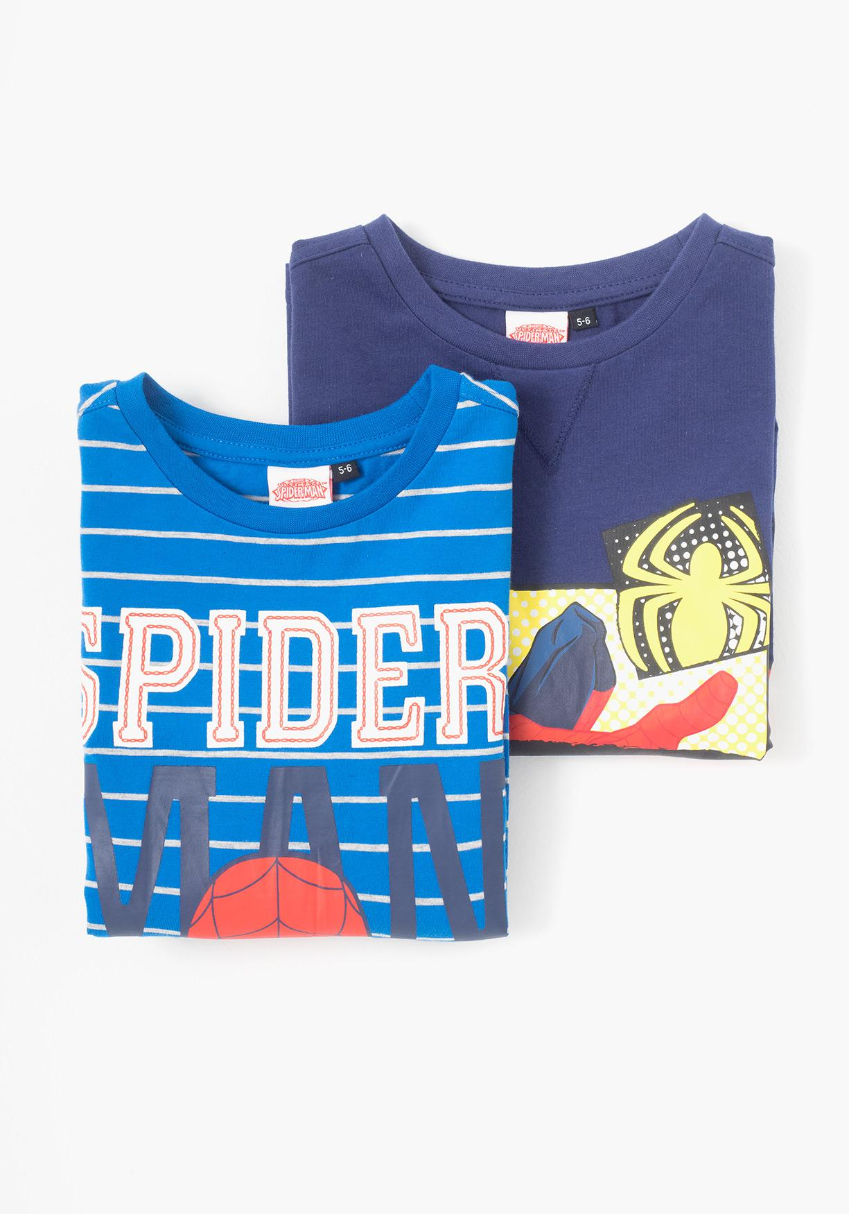 Pack de dos camisetas MARVEL