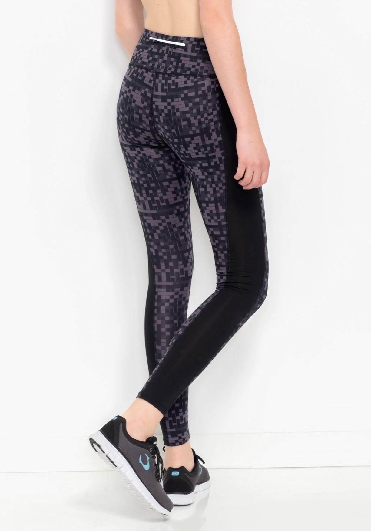 Legging estampado deportivo TEX