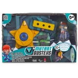 Famosa - Mutant Busters Sheriff con Placa Proyector