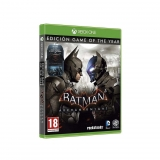 Batman Arkham Night Goty para Xbox One