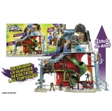Giochi Preziosi - Tmnt Movie 2  Secret Sewer Lair Playset
