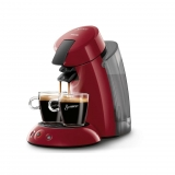 Cafetera Philips Senseo HD7818/12 XL - Roja
