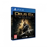 Deus Ex: Mankind Divided Day One Edition para PS4
