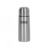 Termo Clásico de Acero Inoxidable Hot & Cold 6,8cm - Inox