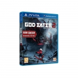 God Eater 2: Rage Burst (+God Eater Resurrection) para PS Vita