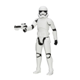 Hasbro - Star Wars Figura 30 cm Trooper Blanco