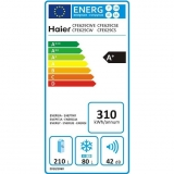 Combi No Frost Haier CFE 629 CWE