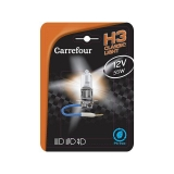 BLISTER LAMPARA CARREFOUR H3