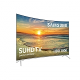 "TV LED 43"" SAMSUNG 43KS7500, Curvo, SUHD, Smart TV"