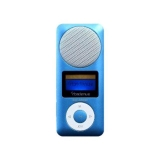 Lector MP3 4GB Sunstech Sedna -Azul
