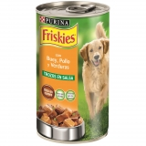 FRISKIES MENU POLLO 1200 G.