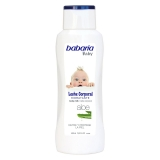 Leche Corporal Baby Babaria 400ml