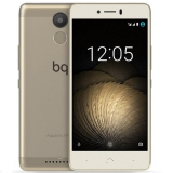 Móvil BQ Aquaris U Plus 16GB + 2RAM – Blanco/Oro