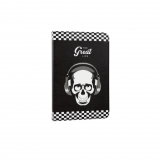 Funda Evitta para Tablet Stand 2P Skull Great Life 10,1