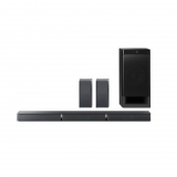 Barra de Sonido Sony HT-RT3 con Bluetooth - Negro