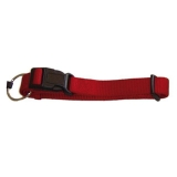 Collar para Perro Nylon Premium Doble 30-45Cm / 15Mm