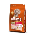 Alimento Ultima Dog Senior 7,5 KG