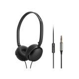 Auriculares CH135 Carrefour - Negro
