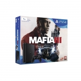 PS4 Slim 1TB con Mafia III