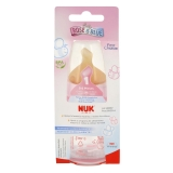 Biberón Nuk First Choice Rosa 150 ml
