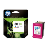 Cartucho de Tinta HP 301 XL - Tricolor