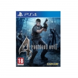 Resident Evil 4 HD para PS4