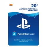 Prepago Playstantion Network 20€