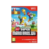 New Super Mario Bros para Wii