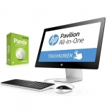 All in One HP Pavilion 23-q206ns con i3, 4GB, 1TB, 23