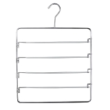 Percha de ropa de Metal CARREFOUR HOME 0,5 x 35 x 46 cm -