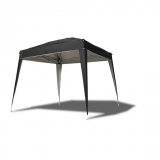 Carpa California 3x3. Negro