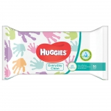 Toallitas Bebé Huggies® Everyday 56 unidades