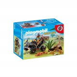 Playmobil - Explorador con Quad