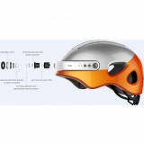 Casco HD Radic Pro Airwheel C5 - Naranja