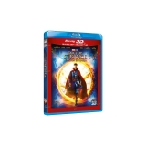 Doctor Extraño - BLU RAY y 3D