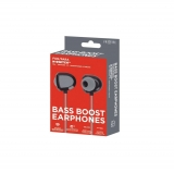 Auriculares Earphones Bass Boost para Switch