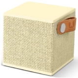 Altavoz Fresh´n Rebel Rockbox Cube Fabriq - Amarillo