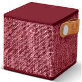 Altavoz Fresh´n Rebel Rockbox Cube Fabriq - Burdeos