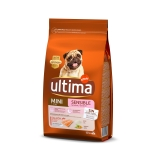 Comida de Perro Ultima Dog Mini Sensitive Monoparticula 1,5 Kg