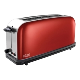 Tostador Russell Hobbs Colours - Rojo