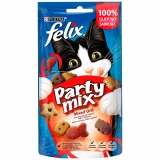 Snacks para Gato Purina Felix Party Mix Mixed grill 60G