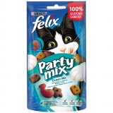 Snacks para Gato Purina Felix Party Mix Ocean Mix 60G