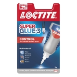Pegamento Control Superglue 3