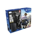 PS4 slim de 1TB con The Last of Us y Watch Dogs 2