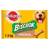 Snack para Perro Pedrigree Biscrok Galletas